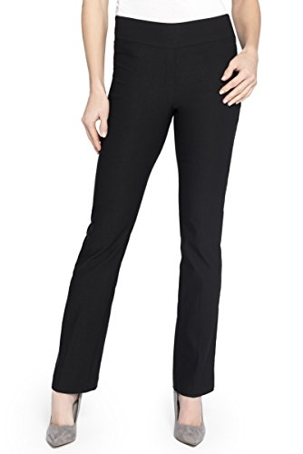 Rekucci Women's Ease In To Comfort Boot Cut Pant (14