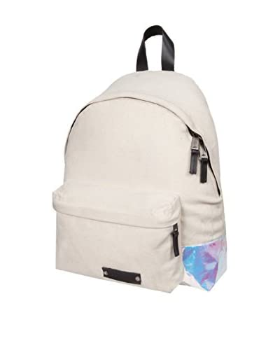 Eastpak Zaino Padded Pak'R Glitch White Unica