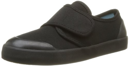 Start Rite  Skip,  Sneaker unisex bambino, Nero (Noir (Black Canvas)), 32