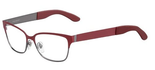 Yves Saint Laurent Eyeglasses Yves Saint Laurent 6345 0YYF Matte Red