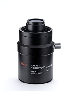 Kowa High Resolution Video Camera Adapter with Integrated Eyepiece for Spotting Scope Models TSN-880 or TSN-770