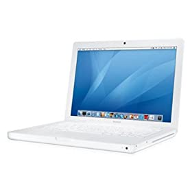 Apple MacBook MB062B/A 13.3-Inch Laptop (OLD VERSION)