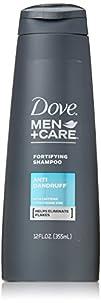 Dove MenCare 2 in 1 Shampoo Anti Dandruff 12 oz