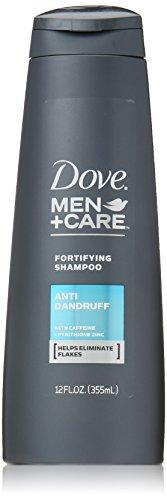 Dove Men+Care 2 in 1 Shampoo, Anti Dandruff 12 oz