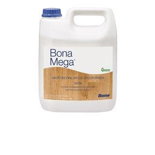 Bona Mega Wood Floor Finish Satin 1 Gallon 737025800635