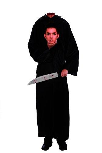 Forum Novelties Men's Teenz Headless Man Costume, Black, Small