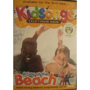 Amazon.com: Kidsongs Television Show: A Day at the Beach [DVD] (2006