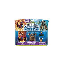 Skylanders Spyro's Adventure Pack - Dragon's Peak (Sunburn, Dragon's Peak, Winged Boots, & Sparx Dragonfly)