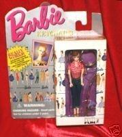 Picnic Barbie Keychain - 1