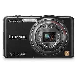 Panasonic Lumix SZ7 Digital Camera Kit with case and 4GB SD Card