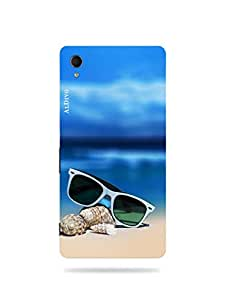 alDivo Premium Quality Printed Mobile Back Cover For Sony Xperia M4 Aqua / Sony Xperia M4 AquaPrinted Mobile Covers (MKD339)