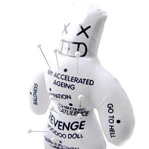 Personalised Revenge Voodoo Doll