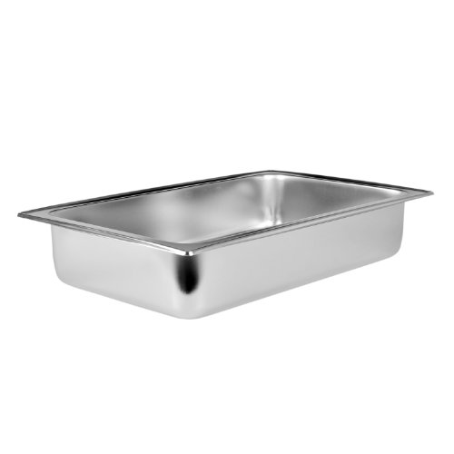 Excellante  Stainless Steel  Dripless Water Pan