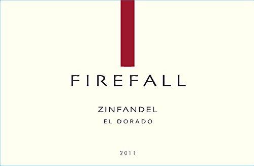 2011 Firefall El Dorado County Zinfandel 750 Ml