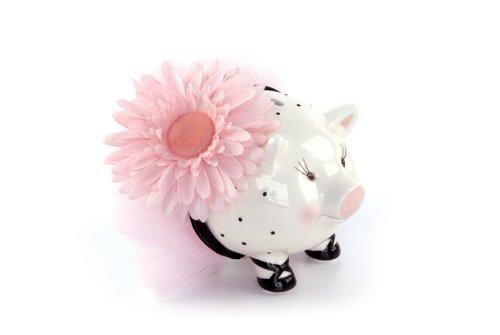 Mud Pie Baby Ceramic Piggy Bank