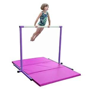 Amazon Com 4ft Purple Horizontal Bar And 6ft Pink