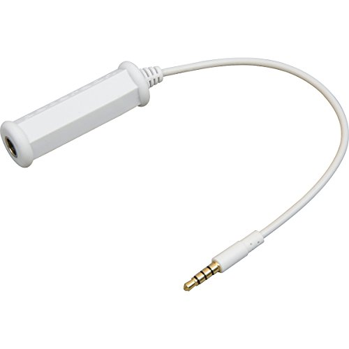 Peterson Phone Accessories Iphone/Ipad/Ipod Touch Musical Instrument Adapter Straight Cable
