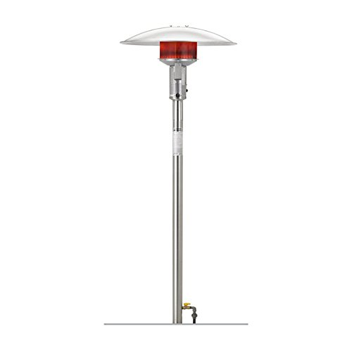 Sunglo Stainless Steel Permanent Post Patio Heater