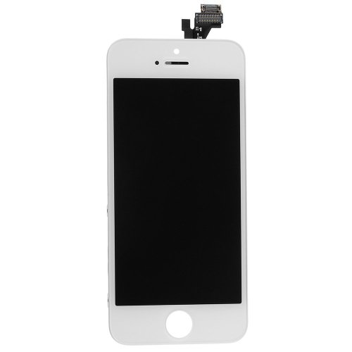 Generic Digitizer & Lcd Assembly For Apple Iphone 5 - White