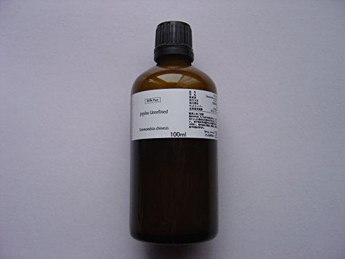 ホホバキャリアオイル未精製 イスラエル産 100mlティックグレード