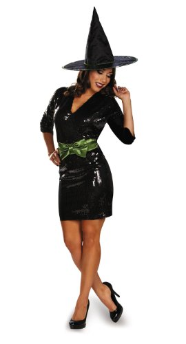 Disguise Women's Glam Witch Costume