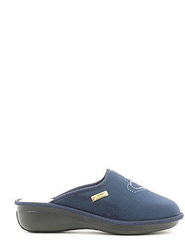Susimoda 6014 Pantofola Donna Blu 40