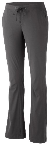 Columbia Anytime Outdoor Boot Cut Pants, Boulder, 12 Regular