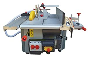 sip 01549 multifunction woodworking machine | Working project