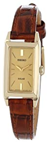 Seiko Womens SUP046 Solar Dress Watch