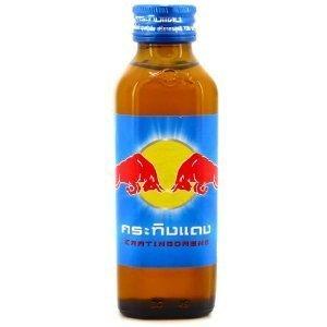 Thai Red Bull Krating Daeng Original Energy Drink 150ml