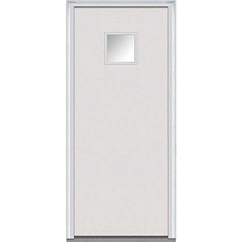 National Door Company Z000524L Flush Smooth Fiberglass