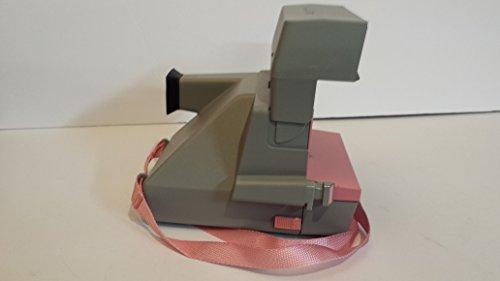 Vintage Polaroid Pink & Gray Cool Cam 600 Instant Camera 4