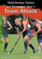 Missy Meharg: Field Hockey Tactics and Strategies Tape 1: Team Attack (DVD) by Championship Productions
