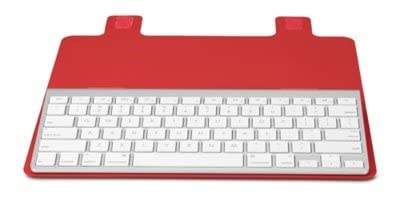 【 Incase 】 Origami Workstation for Apple Wireless Keyboard and iPad (各モデル対応) ケース カバー 赤 CL60296