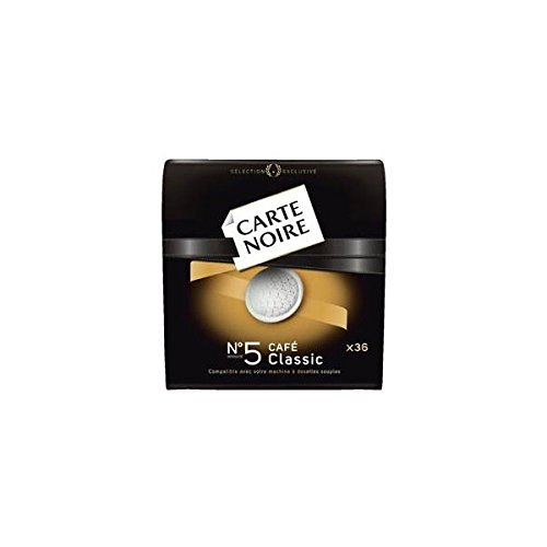 Carte Noire Senseo Coffee Pods Classic, 100% Arabica Roast Coffee (Classic)