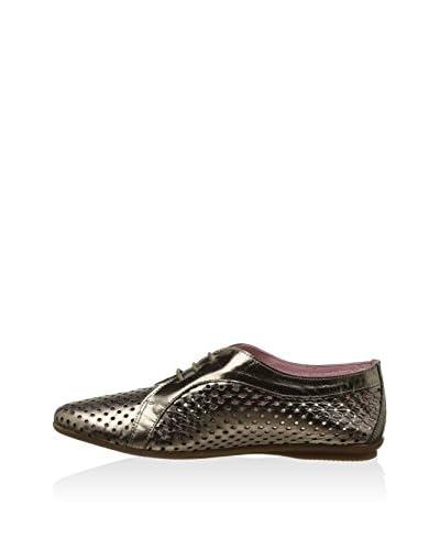 Bisué Zapatos de cordones Blucher Metal