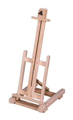 American Easel Tokette Table Top Easel-Natural Fir
