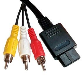 Nintendo AV Cable (Bulk Packaging) (Super Nintendo Cable compare prices)