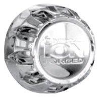 Mr. Lugnut C10157 Chrome Plastic Center Cap for forged 6-Lug Wheels (Mr. Lugnut)