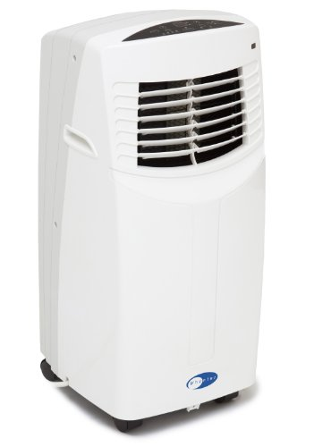 Whynter 8,000 BTU Eco-Friendly Portable Air Conditioner, White (ARC-08WB) (Eco Friendly Air Conditioner compare prices)