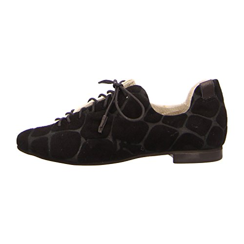 Papucei DUO BLACK+WHITE, Scarpe stringate donna black+white 39