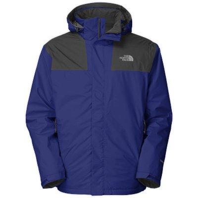 THE NORTH FACE Mens Mountain Light Insulated Jacket S BOLT BLUE/ASPHALT GREY<br />