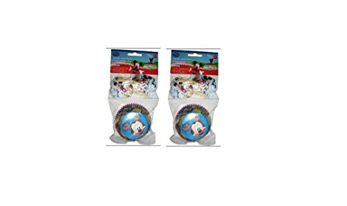 Mickey Mouse Clubhouse Cupcake Combo Pack (Pak of 2)