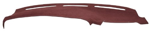DashMat Original Dashboard Cover Ford F-150 (Premium Carpet, Claret)