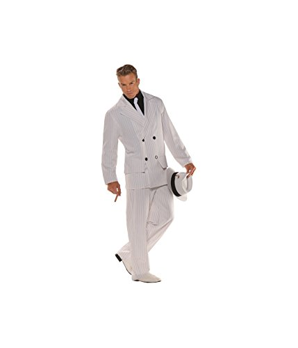 Mobster and Gangster Smooth Criminal Men Costume