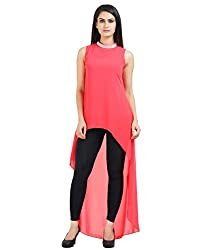 Prnas Women's Dress (PR-09_Multi Colored_Freesize)