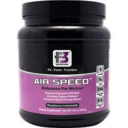 F3 Nutrition Air Speed Endurance Pre-Workout Raspberry Lemonade