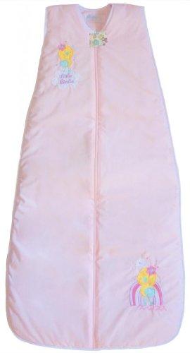 The Dream Bag baby-Children's Sleeping Bag Little Birdie 18-36 Months 2.5 TOG - Pink - 1