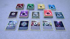 50 Pokemon Energy Cards Random Lot of Cards