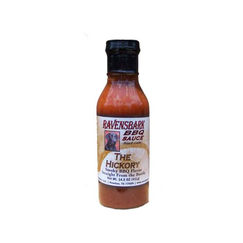 Ravensbark The Hickory BBQ Sauce